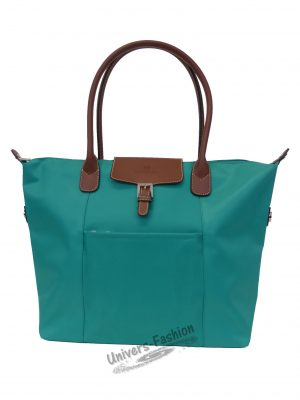 Geanta shopper HEXAGONA Paris - verde